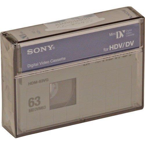 Discover Bargain Sony Digital Video Cassette for HDV/DV (5 Pack)