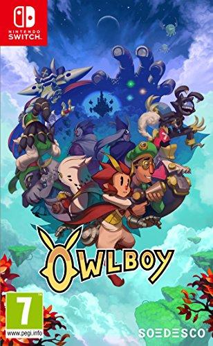 Owlboy - Nintendo Switch [Importación inglesa]