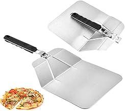 Ububiko Bakken roestvrij staal cake pizza schep spatel met klapgreep keuken bakgereedschap