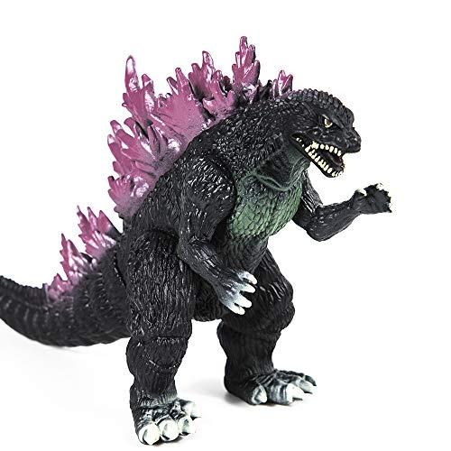 small NICEGO Godzilla Movie Monster Serie Godzilla 2019 (Godzilla: King of Monsters) Soft Vinyl …