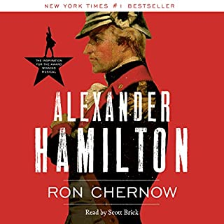 Alexander Hamilton cover art