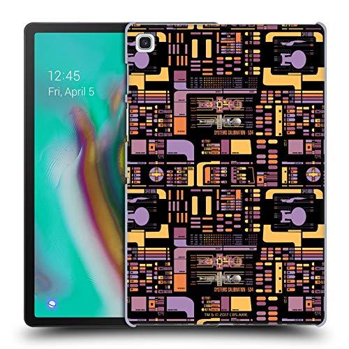 Head Case Designs Offizielle Star Trek LCARS Modelle TNG Harte Rueckseiten Huelle kompatibel mit Samsung Galaxy Tab S5e