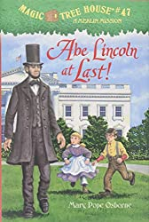 Magic Tree House: Abe Lincoln at Last! (book)