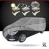 Walser Telone antigrandine per Auto Hybrid UV Protect SUV Impermeabile e Traspirante y Resistente ai Raggi UV Garage antigrandine per Una Protezione antigrandine ottimale, Dimensione: XL 30962