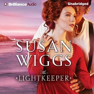 The Lightkeeper audiobook cover art