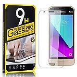 GIMTON Vetro Temperato per Galaxy J1 Mini Prime, Durezza 9H, HD Trasparente Pellicola Protettiva in Vetro Temperato per Samsung Galaxy J1 Mini Prime, Facile da Pulire, 2 Pezzi