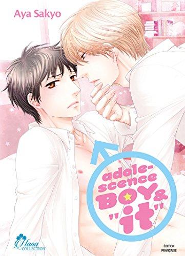 Adolescence Boy & IT - Livre (Manga) - Yaoi - Hana Collection