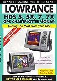 Lowrance Hds Series 5, 5x, 5m, 7, 7m Chartplotters/Fishfinders
