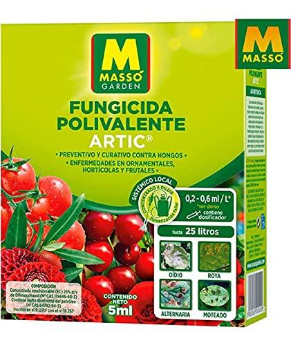 Masso fungicida polivalente sistemico 5 ml. 8424084008943