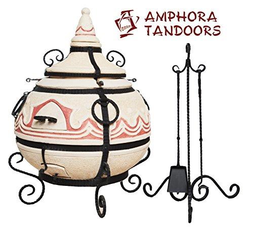 Amphora Tandoors Orient Oven Tandoor Тандыр Tandoori Tandir Tanur Tandyr Tandur Grill Feinschmecker Ofen BBQ Barbecue Mangal