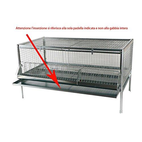 Fondo sandano para jaulas Conejos y Gallinas cm 120x 60[sandano]