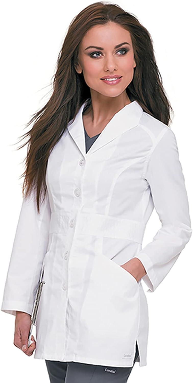 Landau Outlet sale feature Tailored Fit Time sale 2-Pocket 5-Button for Jacket Consultation Wo