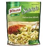 Knorr Sidekicks Fettucine Alfredo Pasta Side Dish 133g - Imported from Canada
