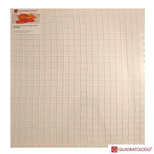 Quadratologo-Leinwand (50x50)