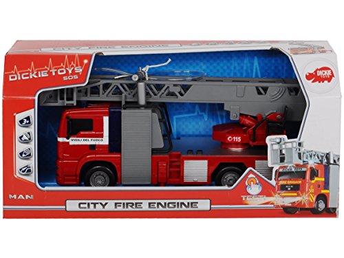 Dickie 203715001009 - Feuerwehr, 31 cm