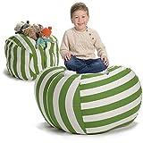 Creative QT Stuffed Animal Storage Bean Bag Chair - Extra Large Stuff...
