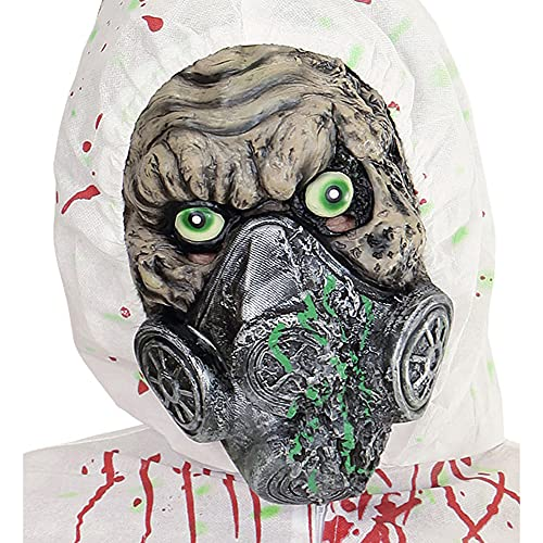 WIDMANN - Máscara para disfraz de adulto Peligro Biológico (837)