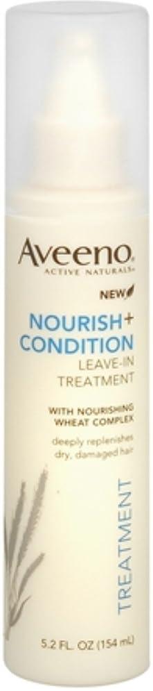 耐久不一致ぼろAveeno Nourish+ Condition Treatment Spray 150g (並行輸入品)