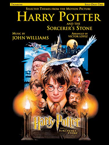 Download Selected Themes from the Motion Picture Harry Potter and the Sorcerer's Stone: Trombone (Instrumental Series) 0757992242