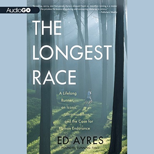 The Longest Race audiobook cover art