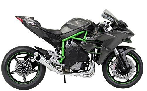 Aoshima Skynet Moto 1/12 Productos terminados Kawasaki Ninja H2R