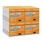 HealthA2Z Daytime Cold-Flu Relief, Compare to DayQuil Active Ingredient, 24 Packs of 8 Softgels(192 softgels Total), Value Package