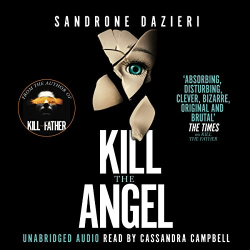 Kill the Angel audiobook cover art