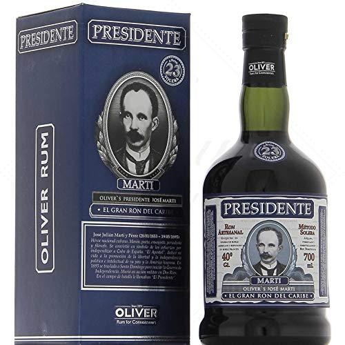 Presidente 23anni rum, 700 ml