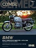 Bmw R50/5 Through R100Gs Pd: 1970-1996