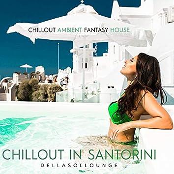 Chillout in Santorini