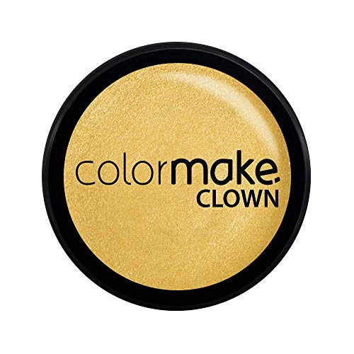 Mini Clown Makeup 8G, Colormake, Ouro