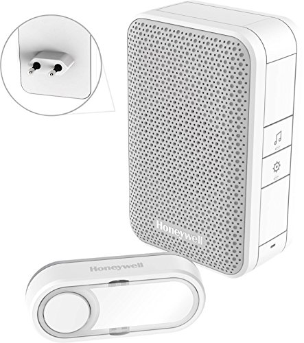 Honeywell Home DC311SP2 Kit Timbre sin Hilos enchufable
