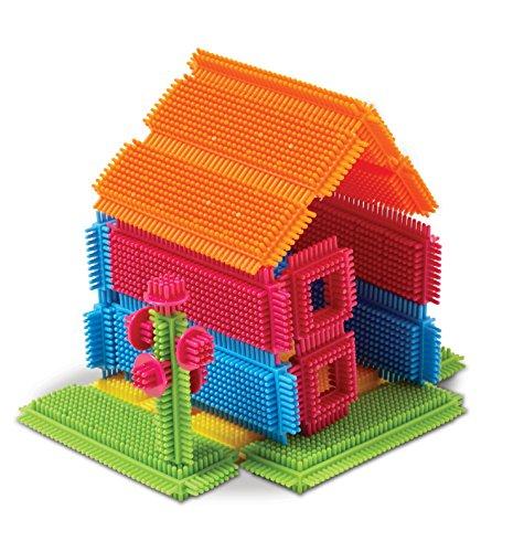 Edushape Magic Brix Konstruktion Spielzeug 140Stück