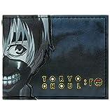 Cartera de Tokyo Ghoul RE Haise Sasaki Negro