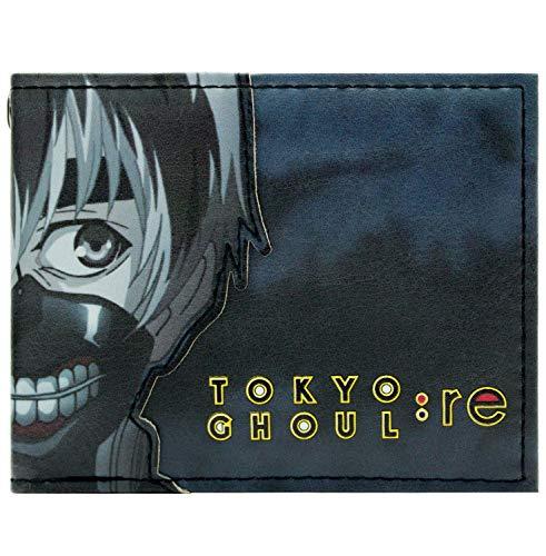 Tokyo Ghoul RE Haise Sasaki Portefeuille Noir