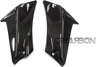 Tekarbon, Carbon Fiber Side Fairing Panels, for Suzuki GSXR 600/750 (2011-2018), 2x2 Twill Weave
