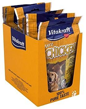 Vitakraft - 16629 - Bonas - Bâtonnets à mâcher au poulet et au fromage - 80 g
