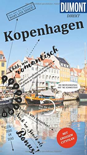 Preisvergleich Produktbild DuMont direkt Reiseführer Kopenhagen: Mit großem Cityplan