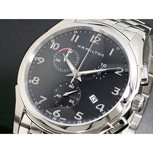 Hamilton Jazzmaster Thinline Chrono Watch H38612133