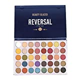 Beauty Glazed Reversal Planet Eye Shadow 40 Colors Matte Glitter Colorful Eyeshadow Pallete Waterproof Lasting High Pigment Diamond Rainbow Makeup Kit
