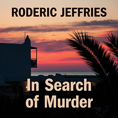 In Search of Murder audiobook cover art