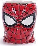 Marvel Spider-Man tazza a forma di tazza in ceramica regalo per bambini e adulti