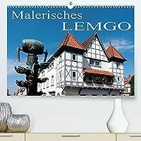 Malerisches Lemgo (Premium, hochwertiger DIN A2 Wandkalender 2022, Kunstdruck in Hochglanz): Malerisches Lemgo (Monatskalender, 14 Seiten )