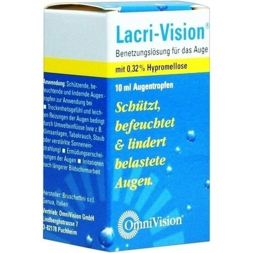 Lacri-Vision, 10 ml Lösung