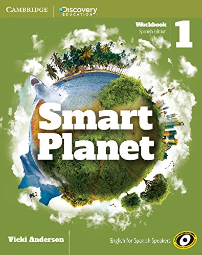 Smart Planet Level 1 Workbook Castellano - 9788483239810