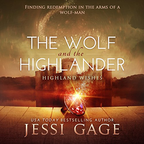The Wolf and the Highlander cover art