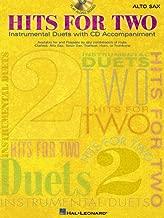 Hits for Two: Alto Sax (Instrumental Folio)
