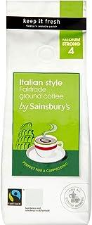 Sainsbury's Fairtrade Italian Style Coffee 227g