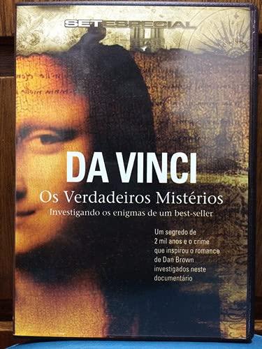 Da Vinci: Os Verdadeiros Mistérios (Investigando Os Enigmas De Um Best-Seller)