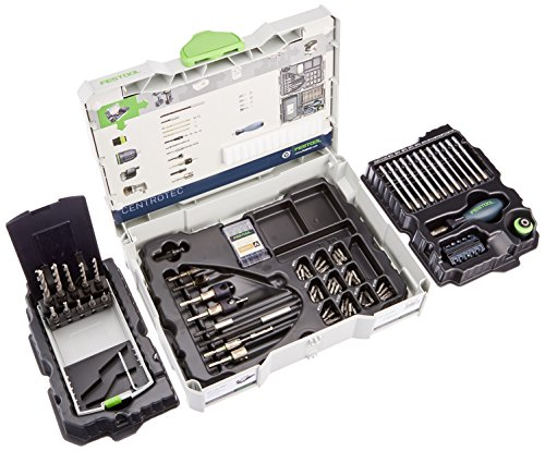 Festool 497628 Werkzeug-Systainer SYS 1 CE-SORT